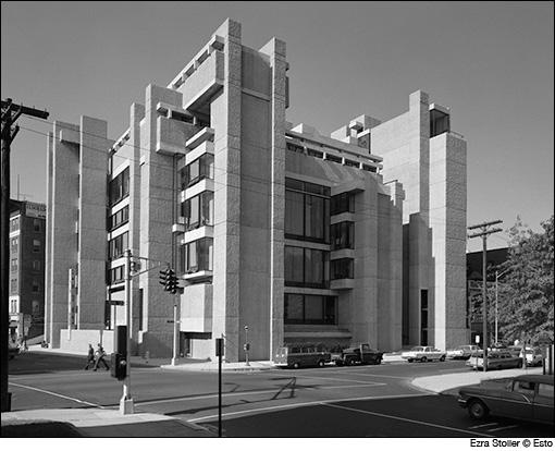 Yale Art + Architecture Building