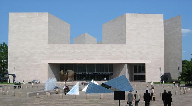 Figure 17: National Gallery of Art, Washington, East wing addition 1978. I. M. Pei architect.