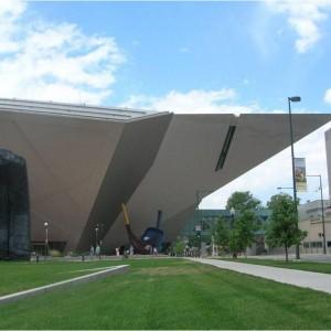 Figure 22: Denver Art Museum (extension wing) 2006. Architect Daniel Libeskind.