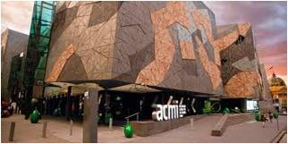 Figure 3: Australian Centre for the Moving Image, (ACMI), built in 2002, Federation Square, Melbourne.