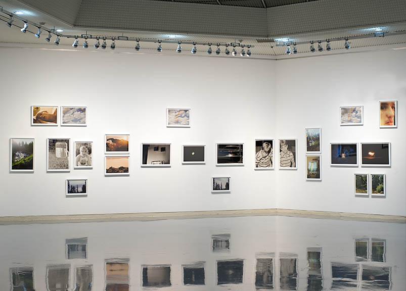 "Figure 10, Ron Jude, ""Emmett"", installation photograph, 2011. Care of the artist"