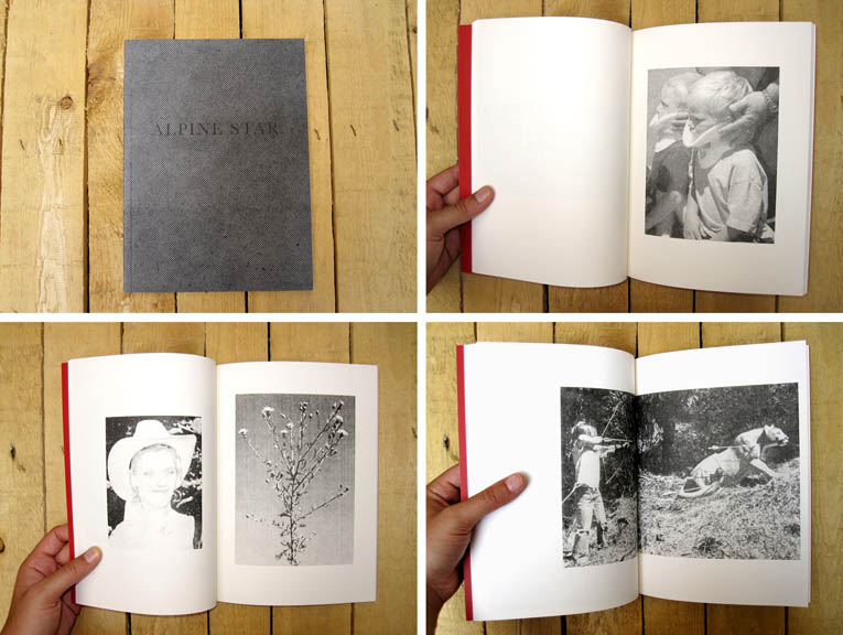 """Figure 11, Rond Jude, """"Alpine Star"""". Photographic Book, 2004-2006. Care of the artists"""