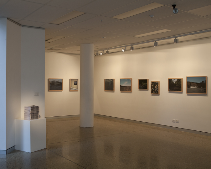 """Figure 16, Jacob Raupack, """"The Alpine Way"""". Installation photograph, 2013. Care of the artist."""