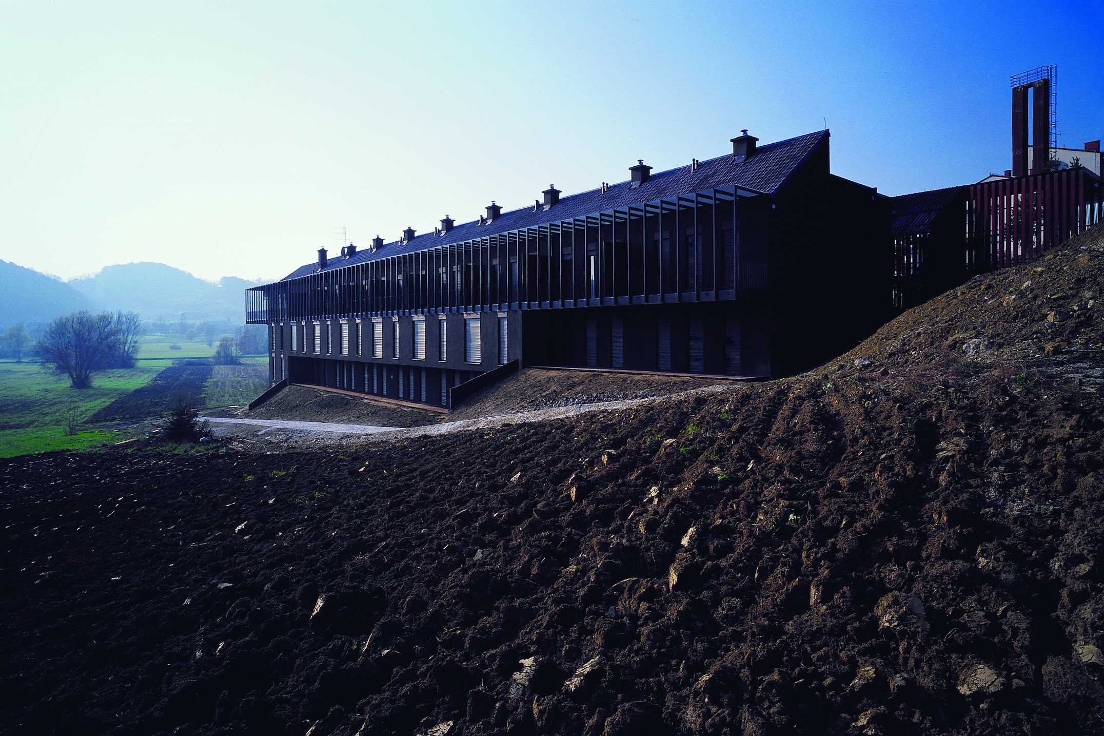 Before construction. Photo: Damir Fabijanić