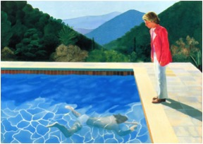Figure 13. David Hockney (b. 1937) Portrait of an Artist (Pool with Two Figures), 1972 Acrylic on canvas, 214 x 305 cm Private Collection