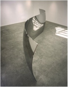 Figure 9. Anish Kapoor (b. 1954) S-Curve, 2006 Stainless steel 216.5 × 975.4 × 121.9cm Photograph: Joshua White, Los Angeles